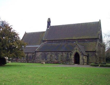 Great Wyrley Parish Church Services Around Cheslyn Hay